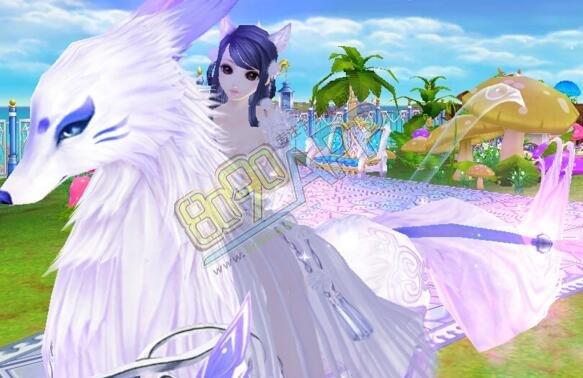 qq炫舞紫烟仙狐宠物怎么抽 怎么抽到极品紫烟仙狐魔法