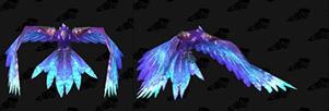 魔兽世界7.3紫罗兰魔翼鸦