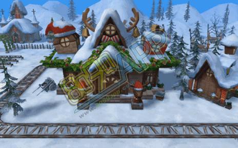 仙境传说ro手游圣诞老公公