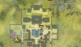 剑网3道知位置
